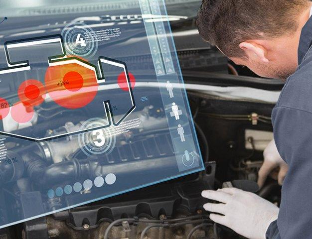 procesul repararii turbosuflantelor